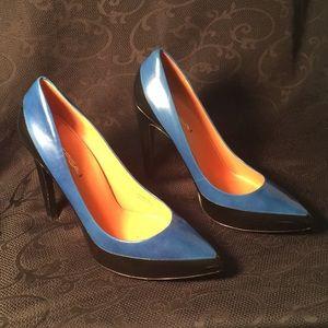 Fierce Double toned Heels